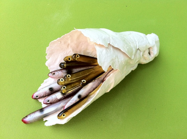 cartoccio pesci