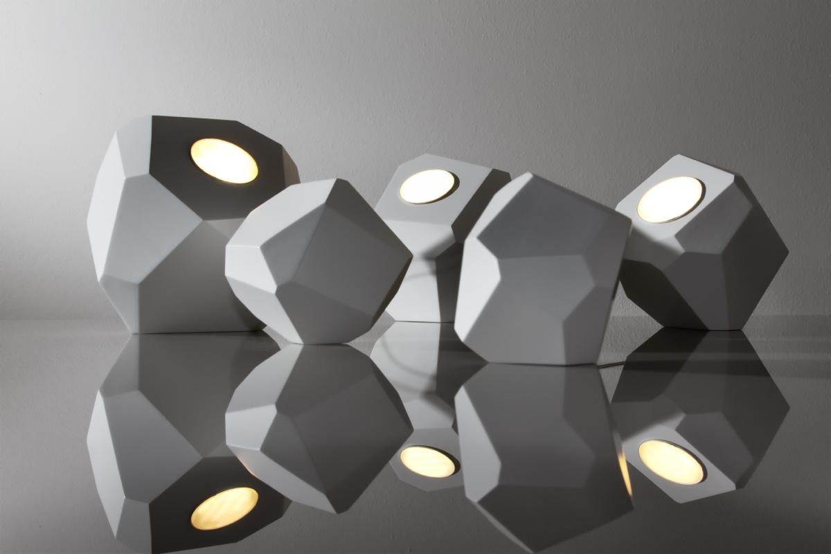Umberto Dattola lampada Kepler
