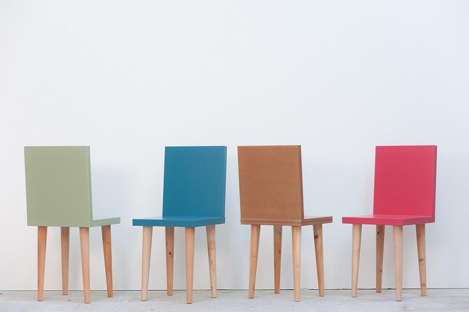 Irene Girelli sedie Metrie