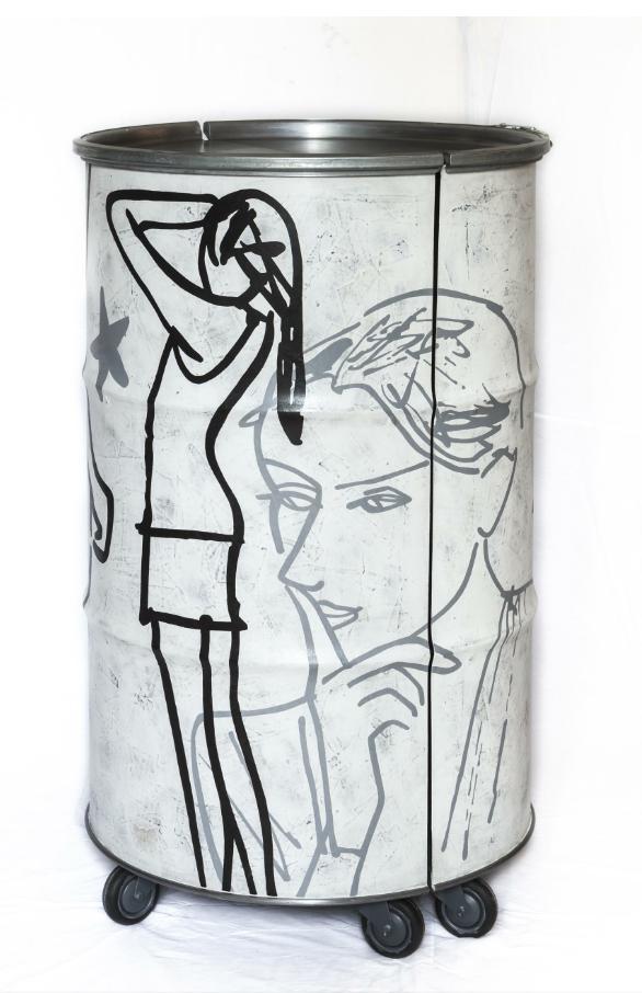 Francesca Cutini - Barrel collection