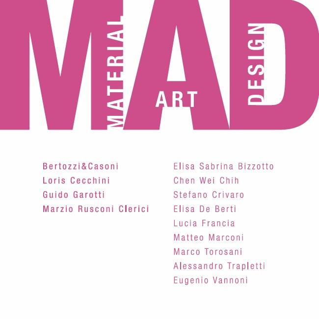 MAD Material Art Design – Fondazione Rivoli2