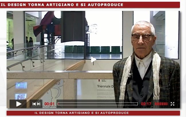 Presentazione MISIAD alla città di Milano @ Triennale (2011)