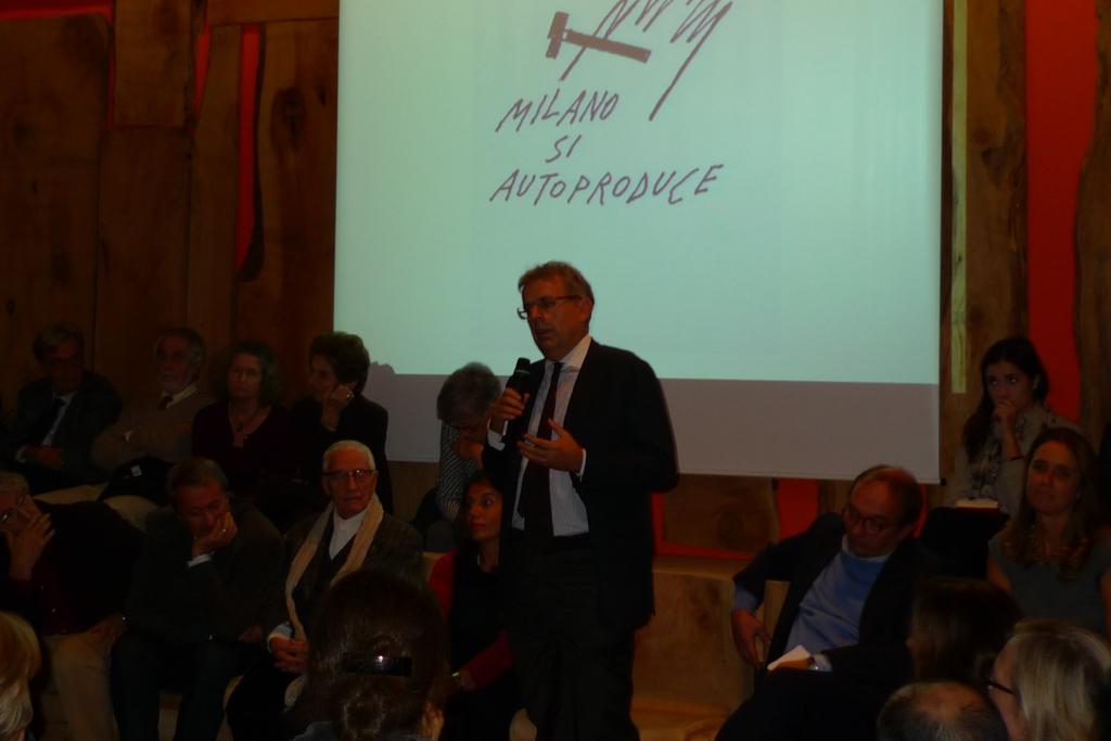Immagini MISIAD presentazione Triennale.