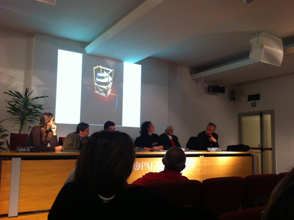 Conferenza a Palazzo Reale sulla seconda edizione di autoproduttori si autopresentano.