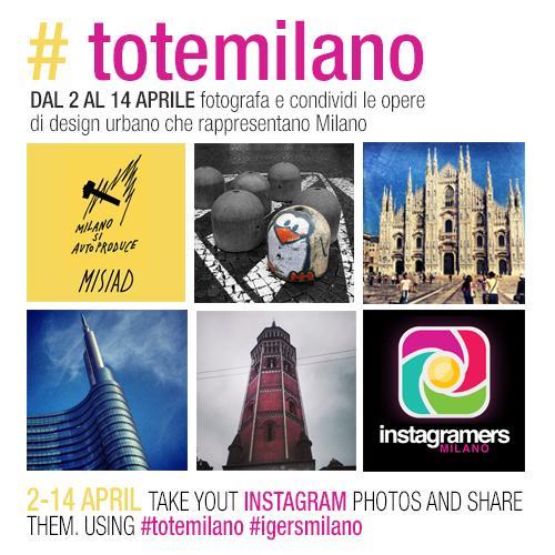 MISIAD_Milano si Autoproduce Design e Igersmilano promuovono su Instagram il design autoprodotto