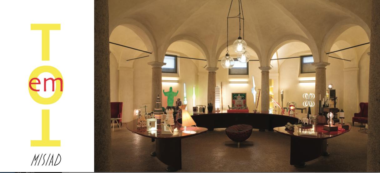Catalogo Mostra TOTem Milano Fuori Salone  2013