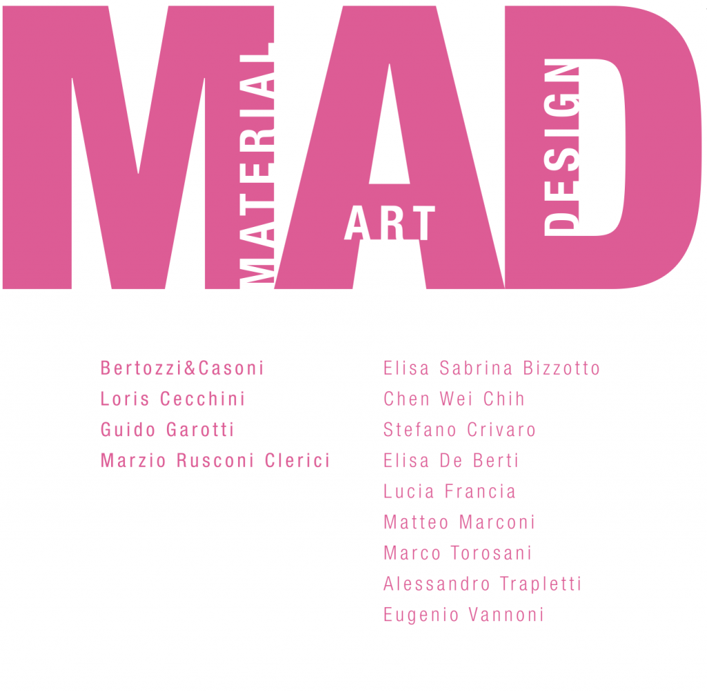 MAD Material Art Design 2014